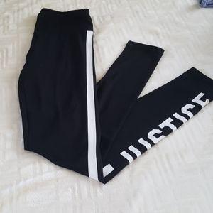 Justice leggings